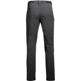 Maier Sports Norit - Pantalones de Trekking Hombre - Long negro